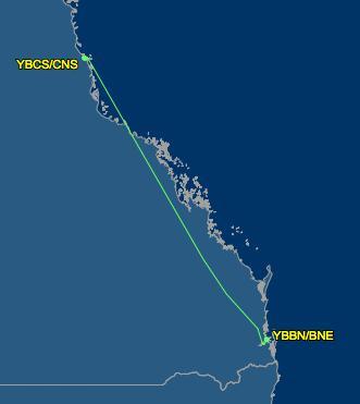 Von Cairns an die Gold Coast
