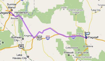 Route Fl LV